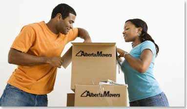 Free Moving Estimate From Alberta Movers